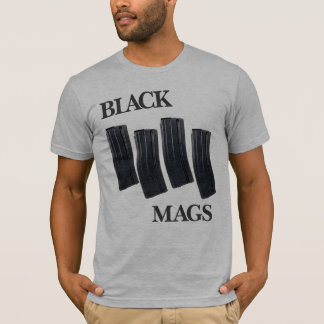 SCHWARZES MAGS T-Shirt