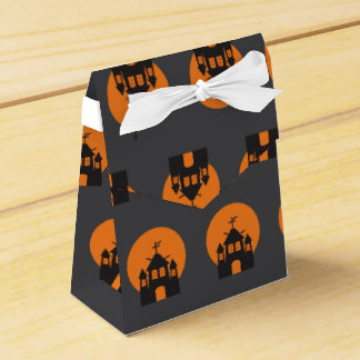Schwarzes Spuk Haus, Schläger für Halloween Geschenkschachtel