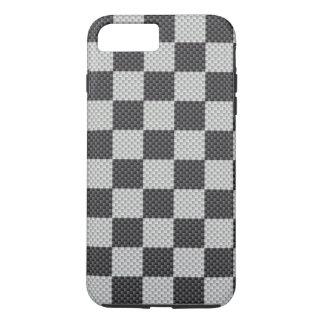 Schwarzes u. graues iPhone 7 plus hülle