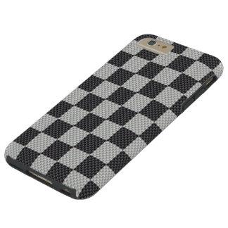 Schwarzes u. graues tough iPhone 6 plus hülle