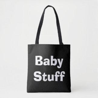 Schwarzweiss-Baby-Material-Windel-Tasche Tasche