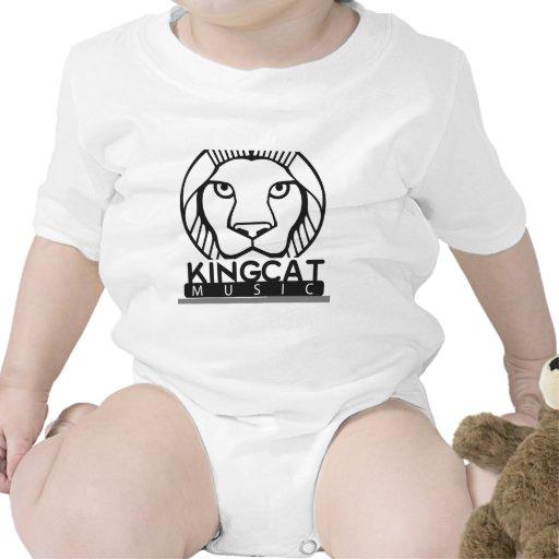 Schwarzweiss-Logo König-Cat Music Body