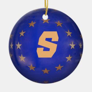 Schwede E.U. Christmas Ornament