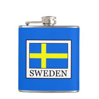 Schweden Flachmann