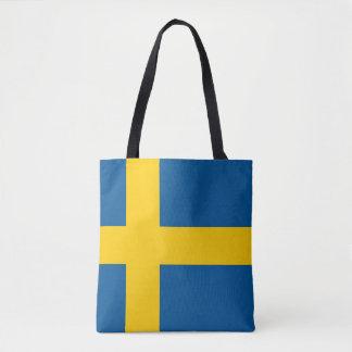 Schweden-Flagge Tasche