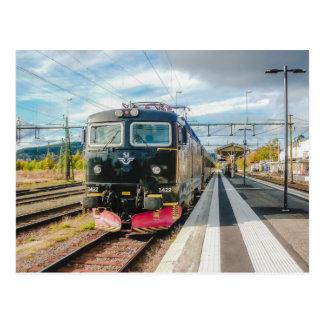 Schweden: RC 6-1422 bei Östersund Postkarte