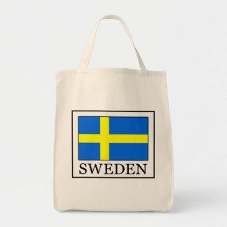 Schweden Tragetasche