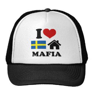 Schwedische Haus-Musik Netzmützen