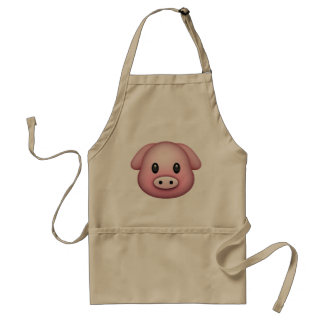Schwein - Emoji Schürze