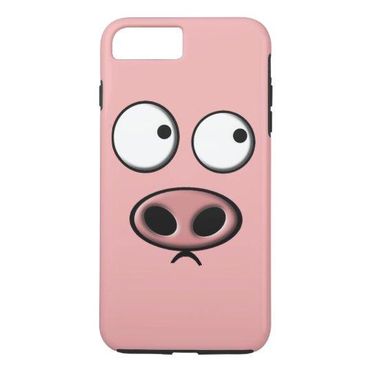 Schwein iPhone 8 Plus/7 Plus Hülle