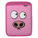 Schwein Sleeve Für iPads