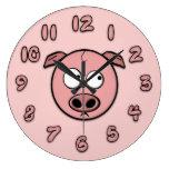 Schwein-Uhr