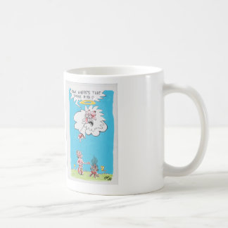 Schweinsrippchen Kaffeetasse