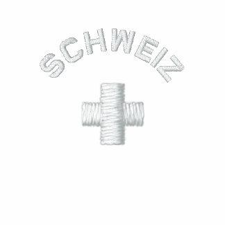 Schweiz - die Schweiz Poloshirt