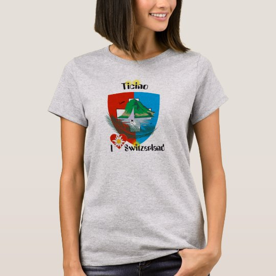 Schweiz Suisse Svizzera Svizra Switzerland T-Shirt