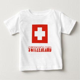 Schweizer Flagge und die Schweiz Tshirts