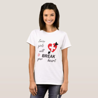Schweizer Heartbreaker T-Shirt