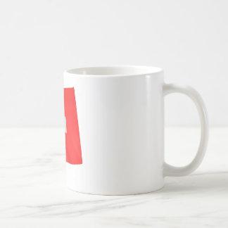 Schweizer Kaffeetasse
