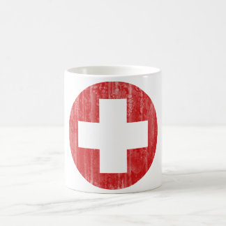 Schweizer Luftwaffe Kaffeetasse