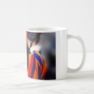 Schweizer Schutz Kaffeetasse