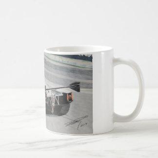 Schweizer Uhrwerk Kaffeetasse