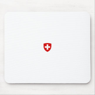 Schweizer Wappen - die Schweiz-Andenken Mauspad