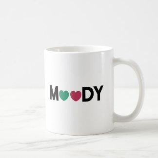 Schwermütig Kaffeetasse