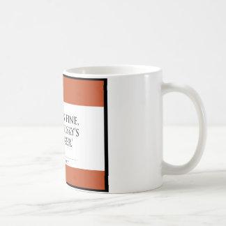 Schwermütige Tasse