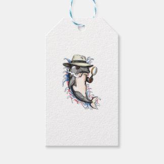 Schwertwal-Killerwal-Detektiv-Tätowierung Geschenkanhänger
