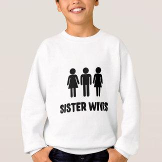 Schwester-EhefrauenPolygamist Sweatshirt