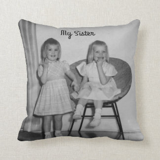 Schwester-Kissen Kissen
