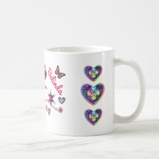 Schwestern am Herzen LYLAS Kaffeetasse