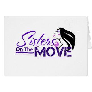 Schwestern in Bewegung Karte