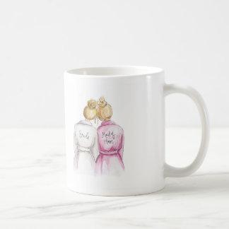 Schwestern sind für immer kundenspezifische Tasse