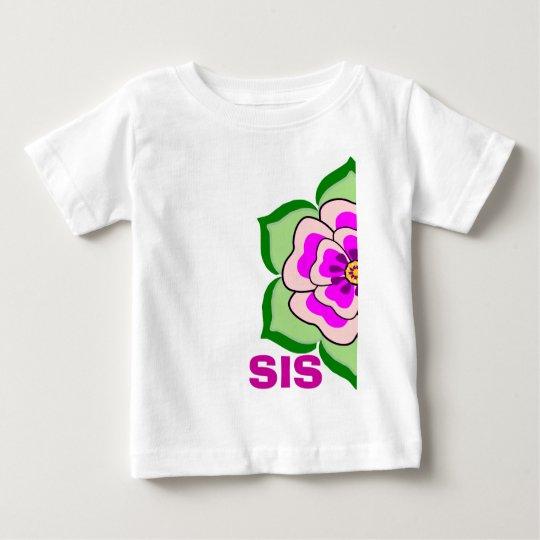 SCHWESTERN und Zwillinge Baby T-shirt