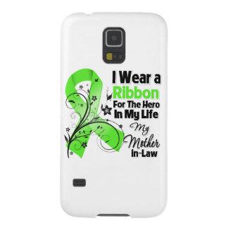 Schwiegermutter-Held in meinem Leben-Lymphom-Band Samsung Galaxy S5 Hüllen