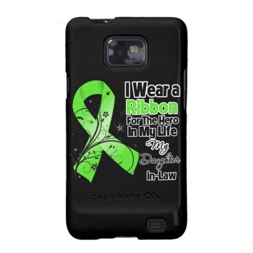 Schwiegertochter-Held in meinem Leben-Lymphom-Band Galaxy SII Hülle