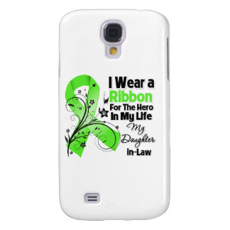 Schwiegertochter-Held in meinem Leben-Lymphom-Band Galaxy S4 Hülle