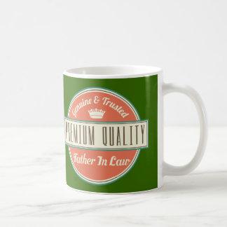 Schwiegervater-(lustiges) Geschenk Kaffeehaferl