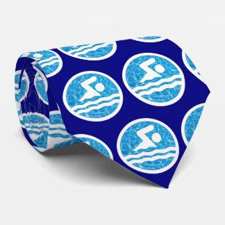 Schwimmer-oder Schwimmen-u. Krawatten