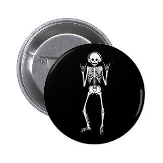 Schwingskelett Runder Button 5,7 Cm