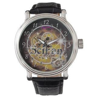SciFan Steampunk Uhr