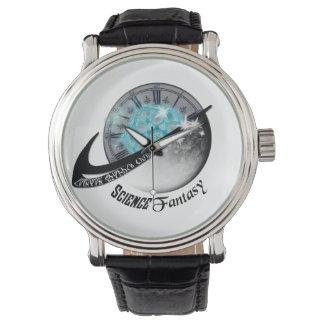 SciFan Uhr-Planeten-Uhr Armbanduhr