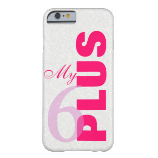 Scintillement blanc mes 6 plus coque iPhone 6 barely there
