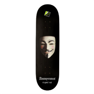 "Scolletta ""anonyme"" Plattform 107 Skateboarddeck"