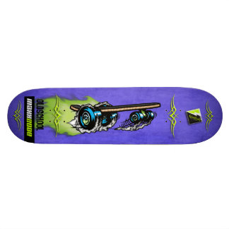 "Scolletta ""Oldschool MAXX 2000"" Plattform 024 Skate Board"