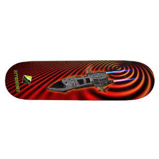 """Scolletta """"RetroBurner"""" Plattform 062 Skateboardbretter"""