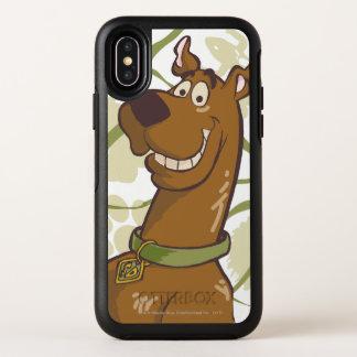 Scooby Doo Lächeln OtterBox Symmetry iPhone X Hülle