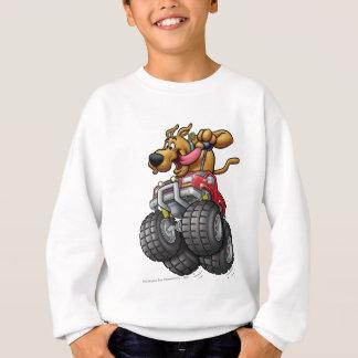 Scooby Doo Monster Truck1 Sweatshirt