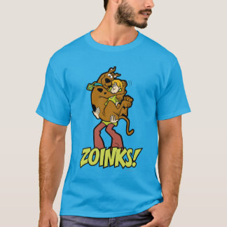 Scooby-Doo und Shaggy Zoinks! T-Shirt